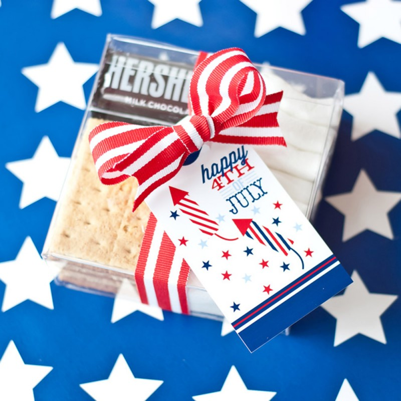 4th of july party favors candy all american 4th of july printable party collection instant download