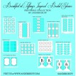 Breakfast at Tiffany's Inspired Bridal Shower Printables Collection