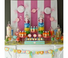 Candy Land Inspired Birthday Party Printables Collection