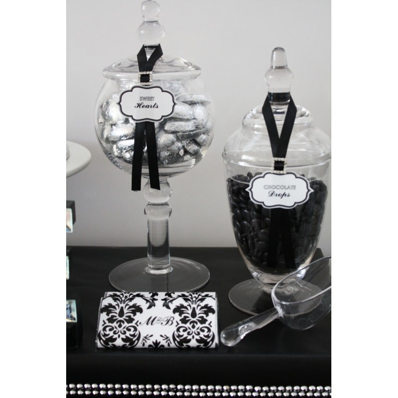 chic vintage damask bridal shower printable collection black and white
