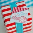 Vintage Santa Printable Personalized Gift Tags - The North Pole Collection