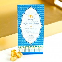 Egyptian Party Printable Invitation - Moroccan Inspired