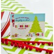 Magical Elf Christmas Party Printable Invitation