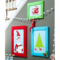 Magical Elf Christmas Printable Holiday Posters Collection - Instant Download