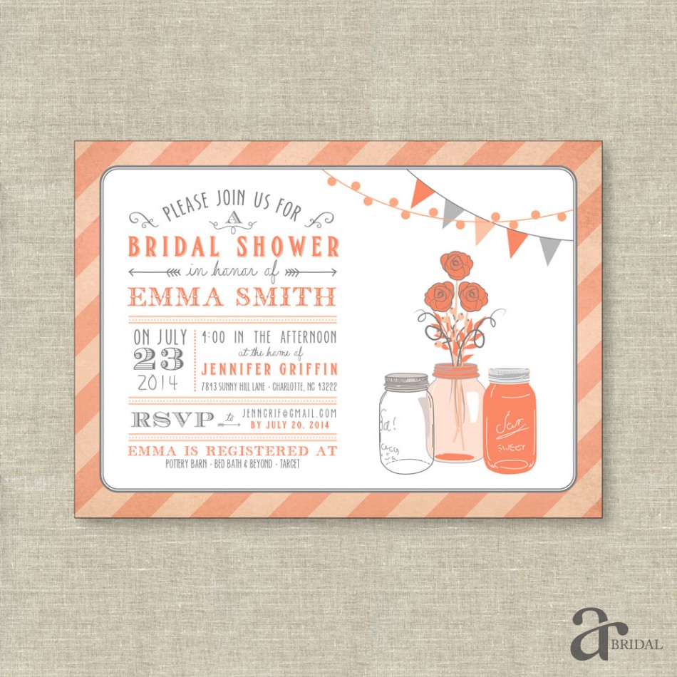 Shower Invitations Baby with beautiful invitation template