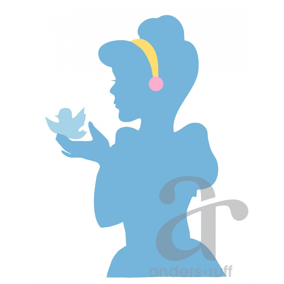Cinderella Silhouette | www.imgkid.com - The Image Kid Has It!