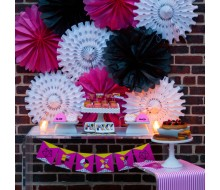 Foxy and 40 Birthday Party Printables Collection