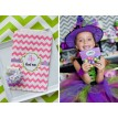 Glam-o-ween {Glam Halloween} Printable Party Collection - Instant Download