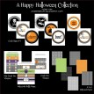 Happy Halloween Printable Party Collection - Instant Download