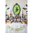 Wicked Witch Halloween Printable Party Collection - Instant Download
