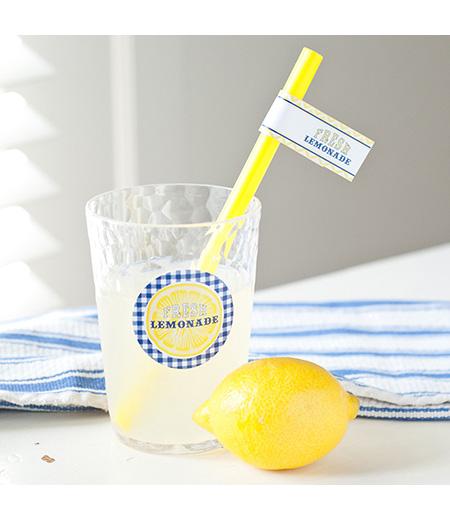 Lemonade Stand Printables Instant Download