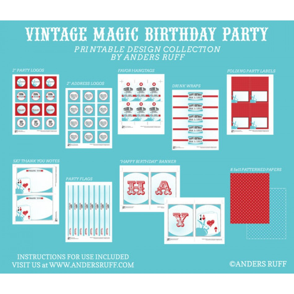 Magic Party - Lifes Little Celebration