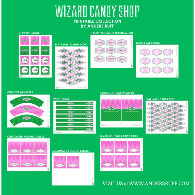 graphic about Honeydukes Sign Printable identified as Magic Wizard Sweet Retail outlet Printable Get together Selection - Quick