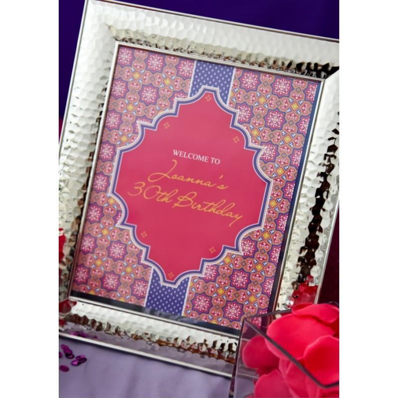 Party Printable Collection – Moroccan Party Invitations