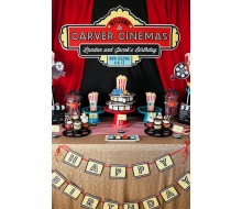 Movie Birthday Party Printables Collection