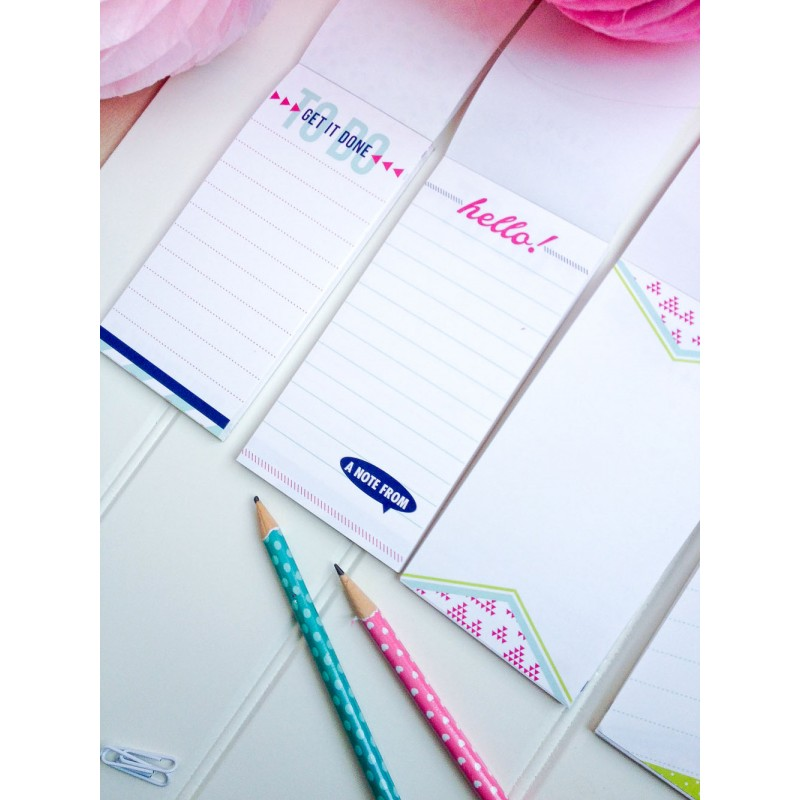 Printed Notepads To Do List Lovely Ideas A Note From Grocery