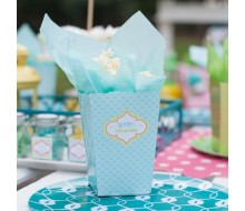 Outdoor Movie Night Teen Tween Party Printable Popcorn Box Templates