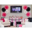 Exclusive BRIDESMAIDS GIRLS NIGHT In Party Printable Decor - As seen with Bridesmaids Movie Promo at Target - Instant Download