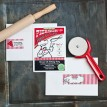 Pizzeria Pizza Birthday Party Boy Printable Invitation