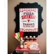 Pizzeria Pizza Party Birthday Party Printable Take Out Sign