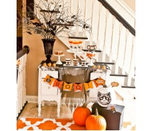 Halloween Pumpkin Party Printable Party Collection - Instant Download