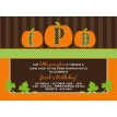 Pumpkin Patch Fall Autumn Party Printable Invitation
