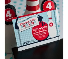 rubik s cube puzzle game birthday party printable invitation