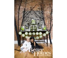 Exclusive Spooky Forest Halloween Printable Party Decor - As seen in Better Homes and Gardens - INSTANT DOWNLOAD