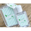 Lucky You St Patricks Day Hand Sanitizer Labels & Favor Tag - Instant Download