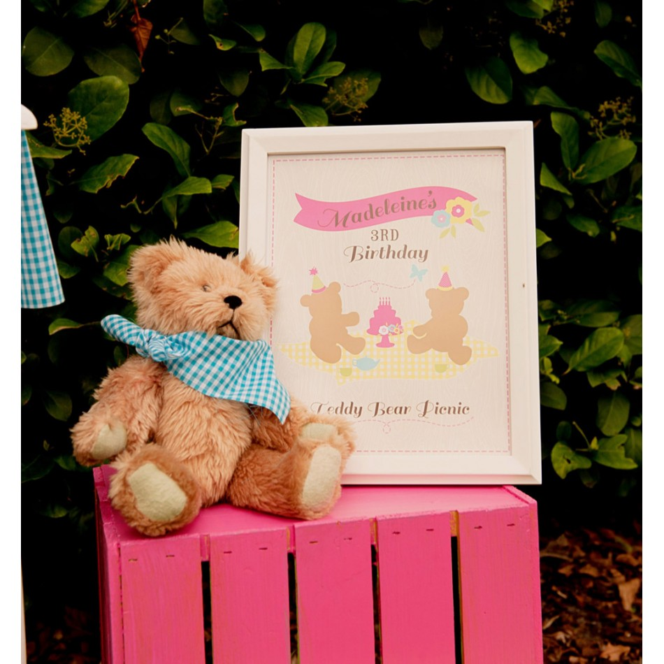 Teddy Bears Picnic Theme - Lifes Little Celebration