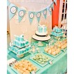 Tiffany's Inspired Damask Bridal Shower Printables Collection