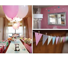 Tiny Birthday Party Printables Collection