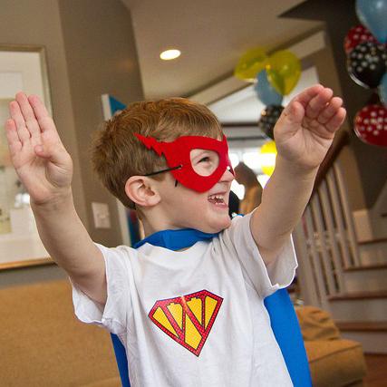 Vintage Super Hero 49