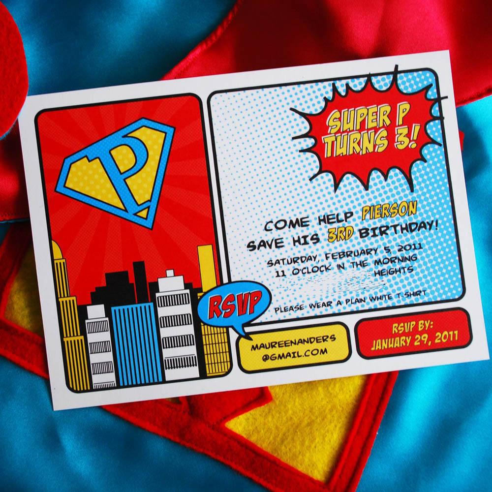 Vintage Super Hero 78