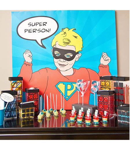 Vintage Super Hero 72