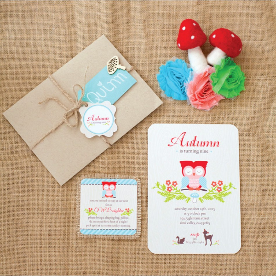 Fall Themed Invitations as best invitation template